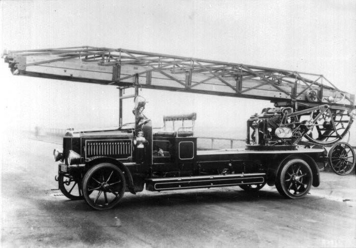 E50 for Hayes motor company trucks